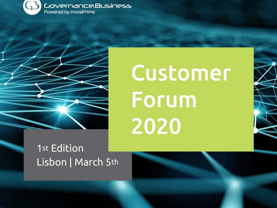 Customer Forum | Governance.Business 2020