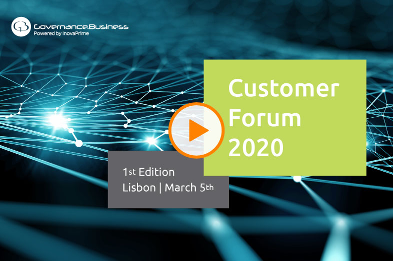 Customer Forum 2020 - Governance.Business